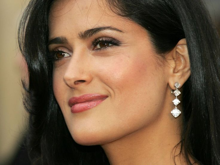 Salma Hayek Close Up #3562 exclusive HD wallpapers for Desktop background, Iphone, Ipad, and android device. Download now on downloadwallpaperhd.com.