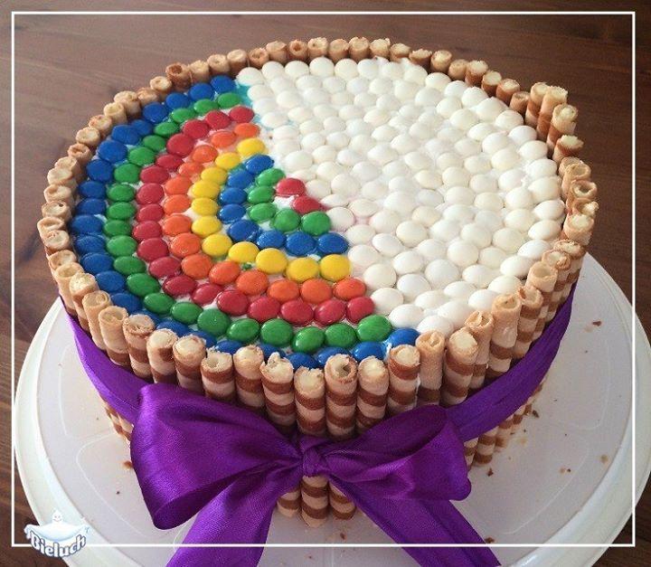 Bieluchowy tort