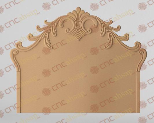 Dekoratif Yatak Başı Modelleri - Decorative Bed Head Models   www.cncahsap.net