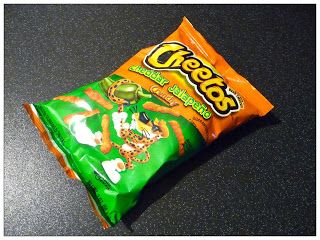 REVIEW! Cheetos Crunchy Cheese and Cheetos Crunchy Cheddar Jalapeno