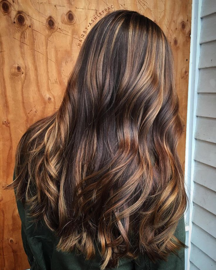 25 beautiful brunette hair with highlights ideas on pinterest 20 tiger eye hair ideas to hold onto pmusecretfo Images