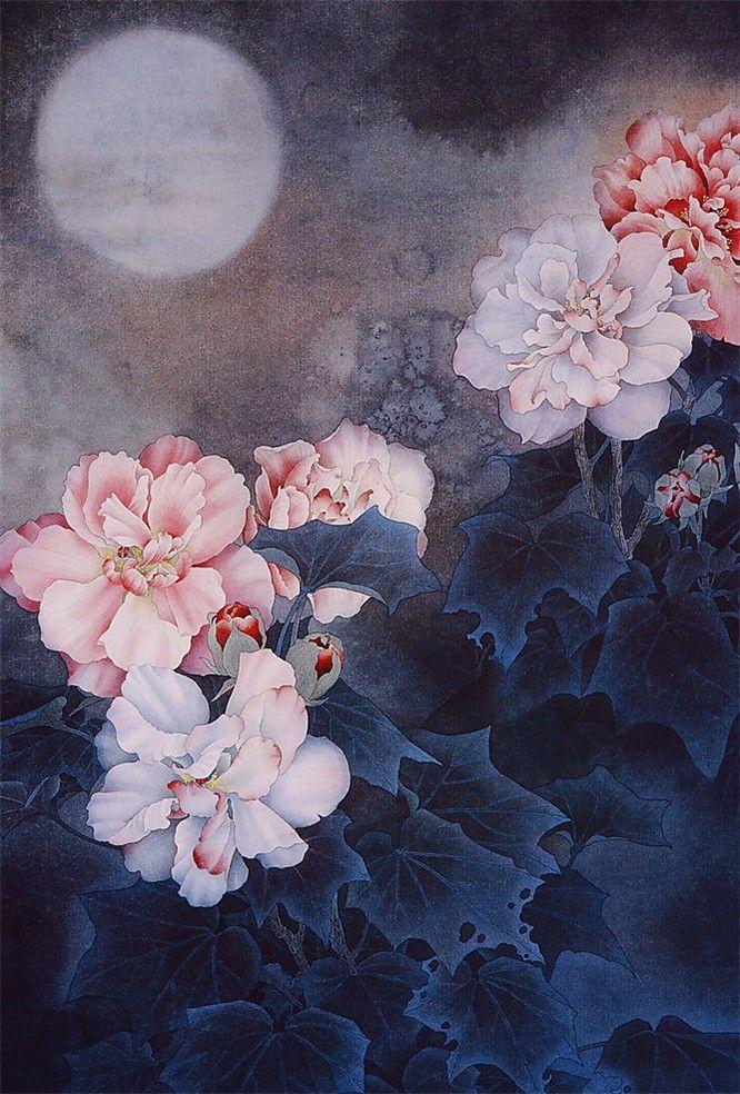 月亮 - yuè liàng - moon
