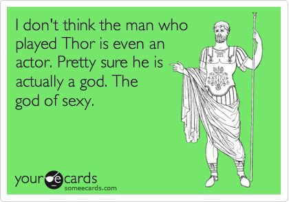 For reals!Absolute, Chris Hemsworth, Amen, Accurate, So True, Actor, Hemsworth 3, Agree, True Stories