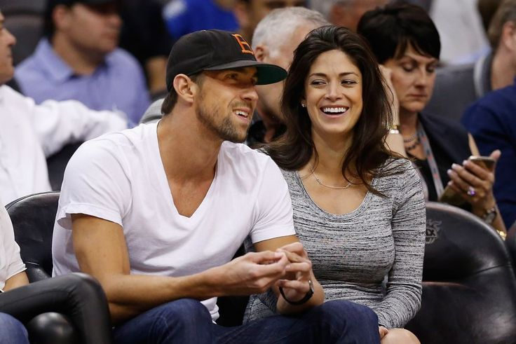 Michael Phelps and Nicole Johnson Have been Secretly Married Over the Summer time