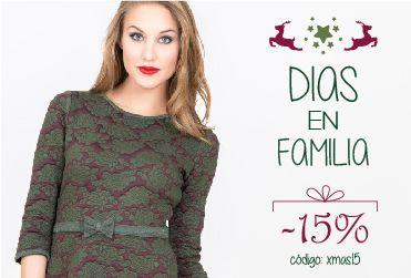 Aprovéchate de nuestro descuento del 15% para tus compras navideñas. ¡Más amarillolimon por menos!