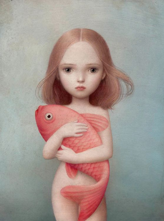Lorelei, Nicoletta Ceccoli                                                                                                                                                      Mais