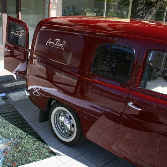 Vilken praktisk bil - Lasses Duett - Spoca