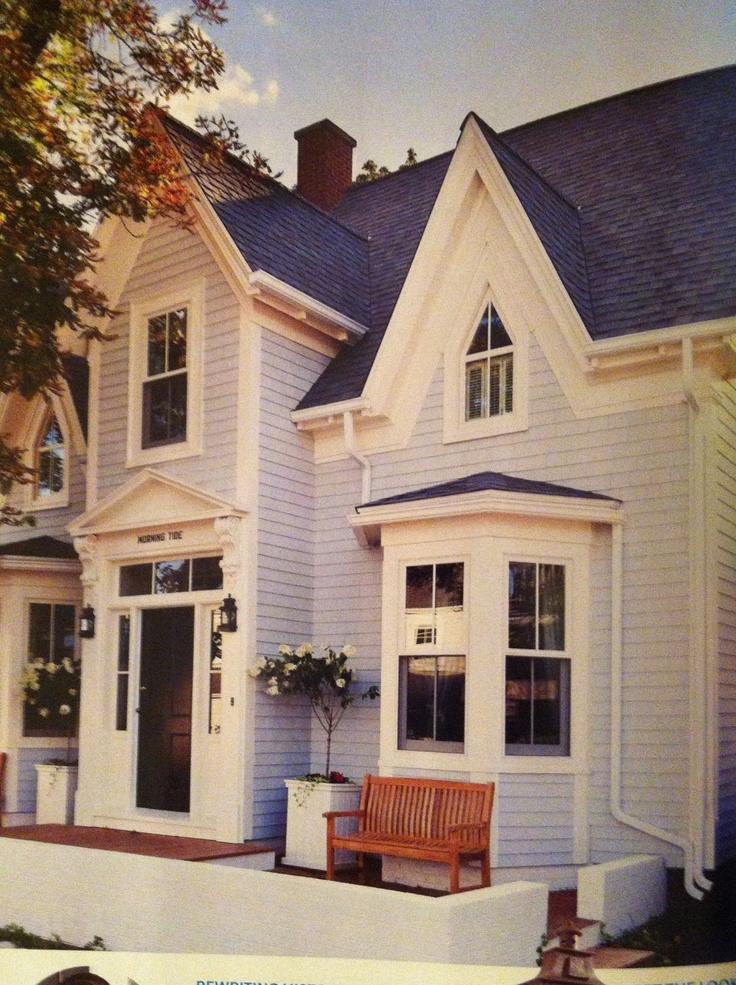 Carpenter Gothic in Chester, Nova Scotia