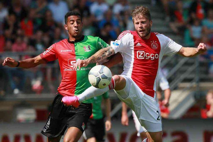 Na overwinningen tegen az en willem ii heeft ajax ook haar derde competitieduel gewonnen in - Leunde tegen castorama prieel ...