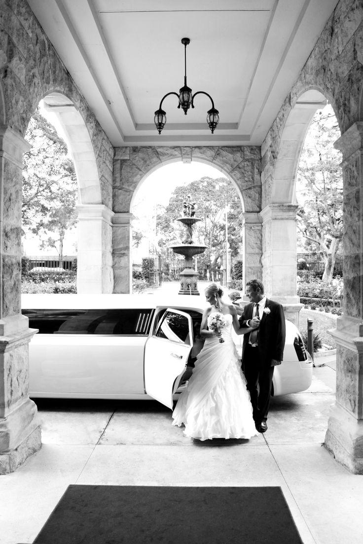 [ wedding photographer Sydney ] wedding  l  Curzon Hall Sydney  l  bride