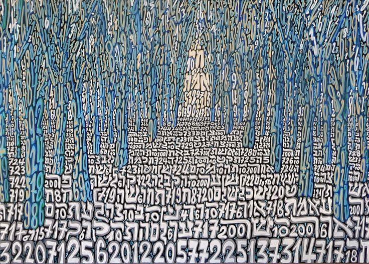Tobia Ravà, Codici Trascendentali - CoSA   Contemporary Sacred Art