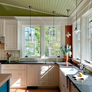 Anderson vs marvin windows tropical kitchen with wine nook for Marvin window shades cost