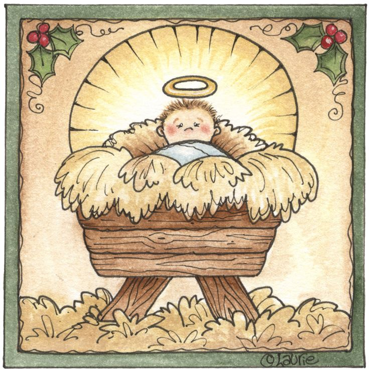154 best Christmas cards - religious images on Pinterest