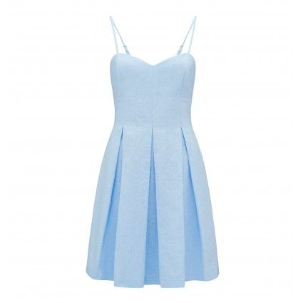 Dream of blue dress forever