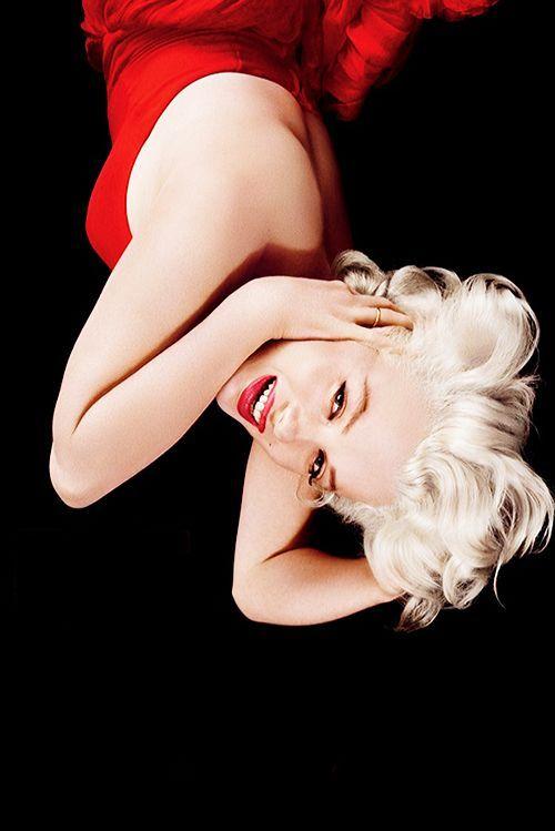 Marilyn Monroe, 1957. Photo: Milton Greene.