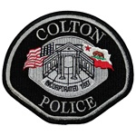 Colton, CA police patchStinkin Badges, Police Badges, Le Badges, Enforcement Badges