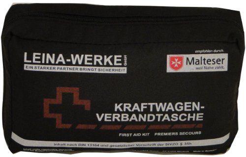 Leina 73602 Verbandtasche DIN 13164 mit Rettungsdecke (so... https://www.amazon.de/dp/B001BB20IM/ref=cm_sw_r_pi_dp_x_flUaybMJV98RJ