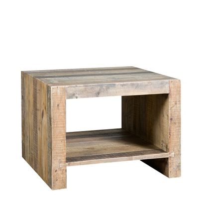 San Quentin - Beckwourth Side Table | Tables | Dining Room