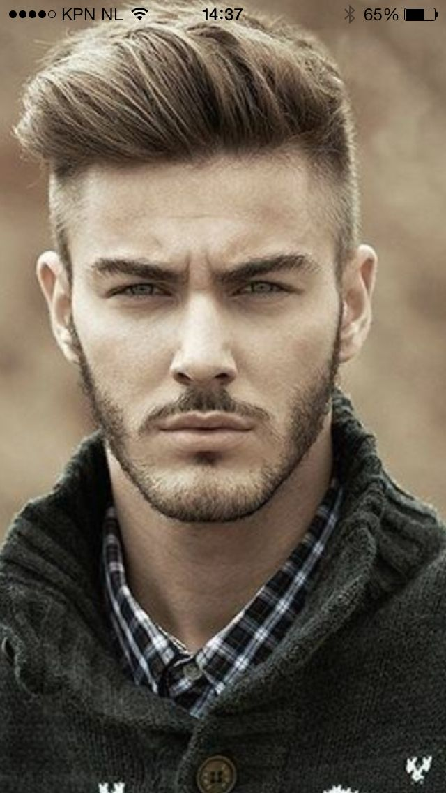Undercut Hair And Beard Styles Mens Hairstyles Short Thick Hair Styles