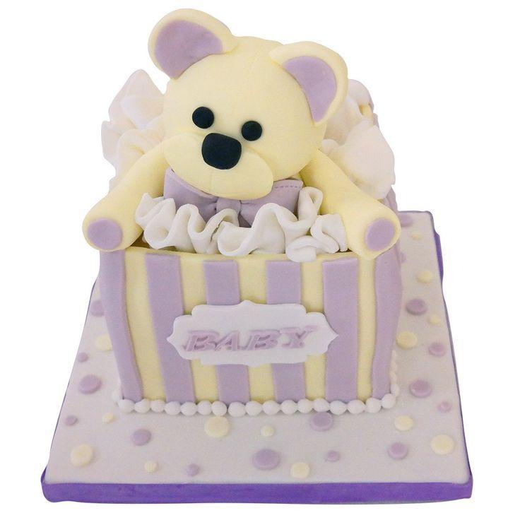 Baby Shower Teddy Bear Cake 15 best