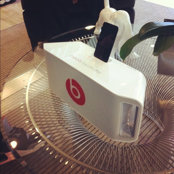 An inside look of the hospitality house. #allstarbeats - @beatsbydre- #webstagram
