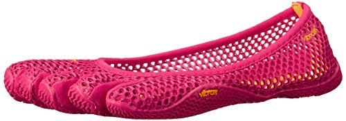 Vibram Women's VI-B Fitness/Yoga Shoe, Dark Pink, 38 EU/6.5-7 M US *** Read review @
