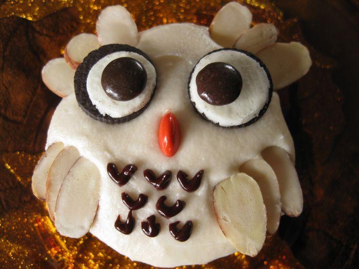 #Owl Cupcakes