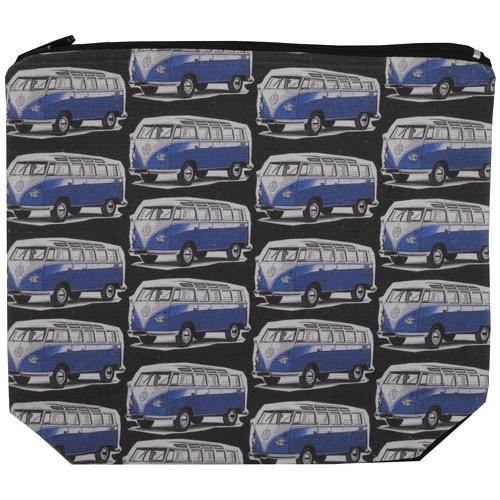 Blue Kombi Vans Design Purse from Sarah J Home Decor. $18.95