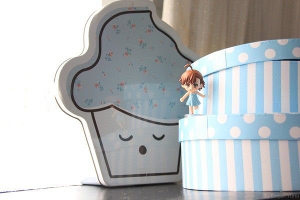 La caja cupcake gigante