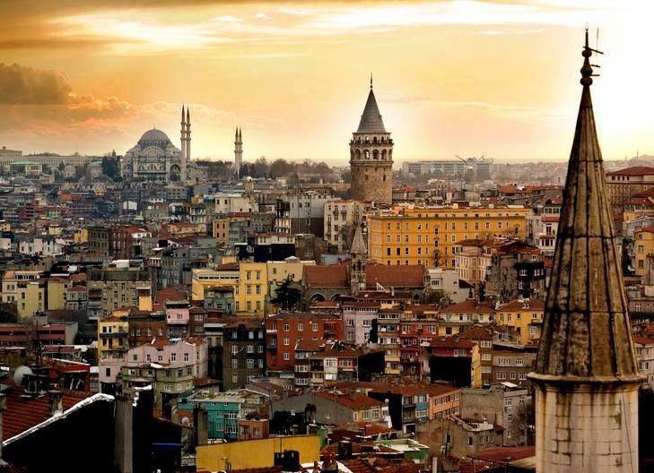 Bir başka güzel #Istanbul