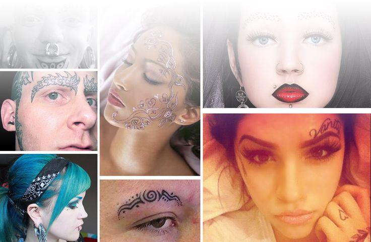 Best 25+ Tattooed eyebrows ideas on Pinterest   Eyebrow