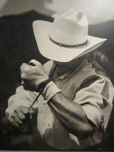 It's a cowboy thing