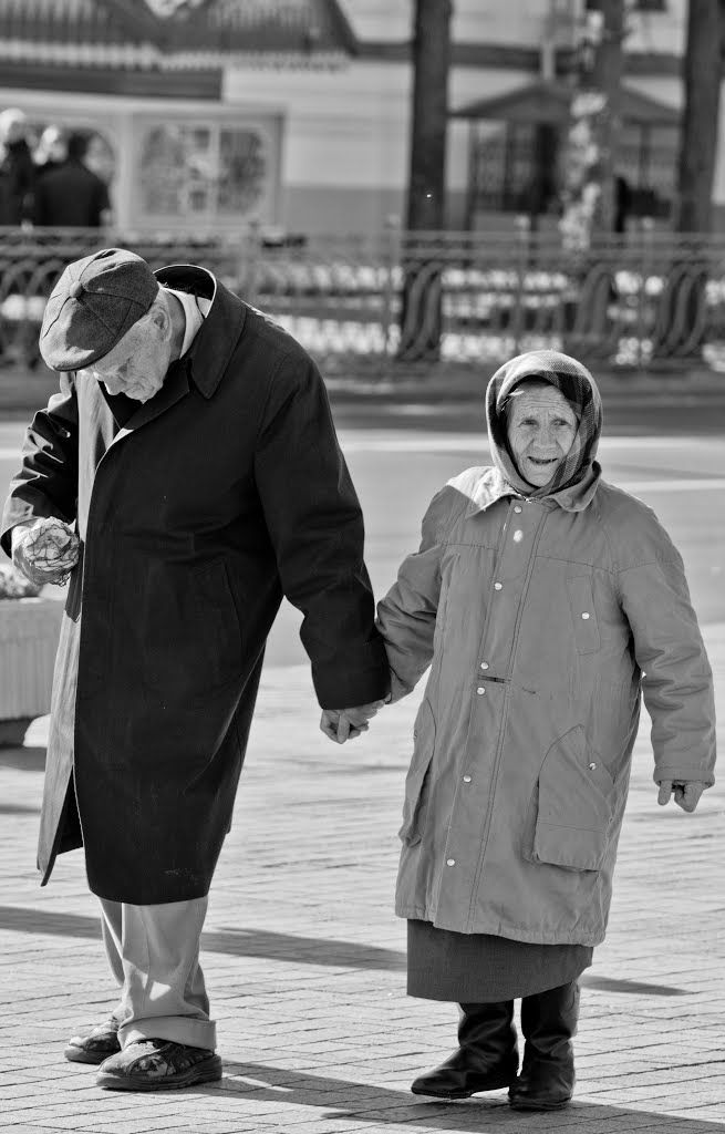 ... В радости и в горе ...(с) shuher13 Фото зроблене в: Рівне, Рівненська область, Україна