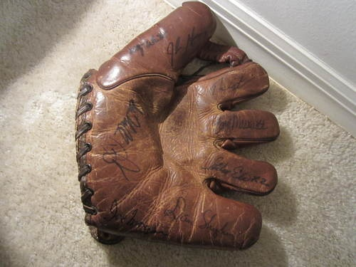 78 Best Images About Old Baseball Equipment On Pinterest
