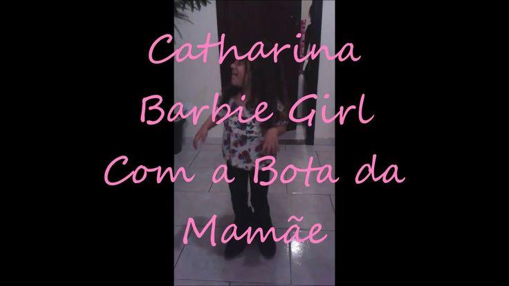 Catharina Barbie Girl - Fabi Silva