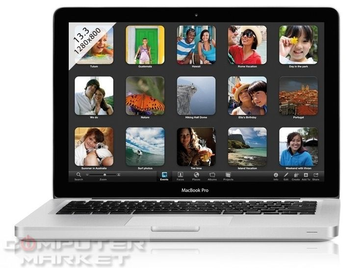 "Лаптоп APPLE MacBook Pro 13"" Retina Intel Core i7 2.9GHz"