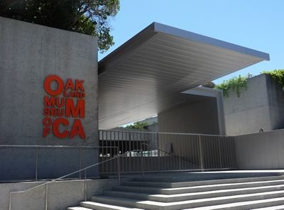 The Oakland Museum of California (OMCA) brings together collections of art, history and natural science under one roof to tell the extraordinary stories of California and its people.