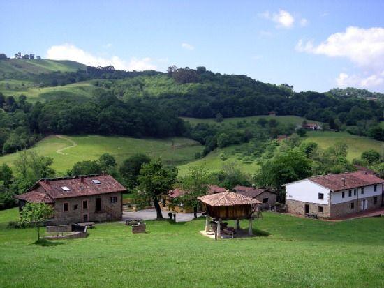 Casa rural La Cerezal, Asturias #casas #ruralidad #Toprural #familia #España #viajar #travel