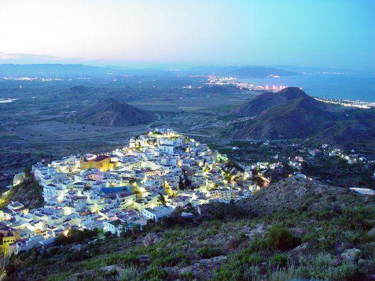 Mojácar (Almería).Los pueblos más bonitos de España