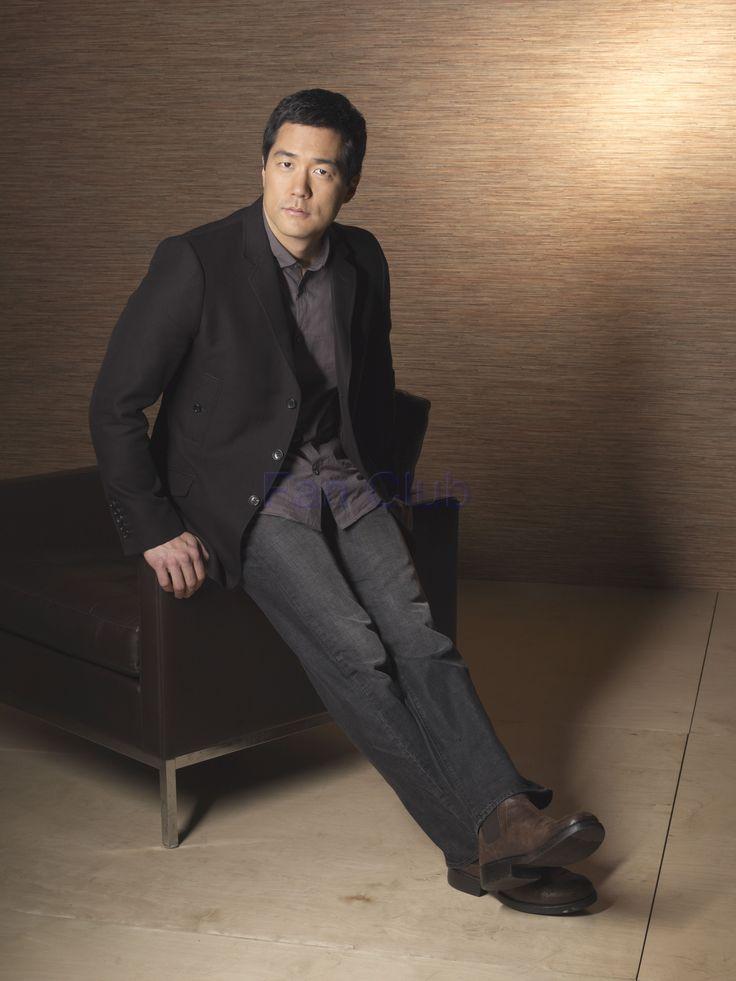 Tim Kang as Kimball Cho on The Mentalist