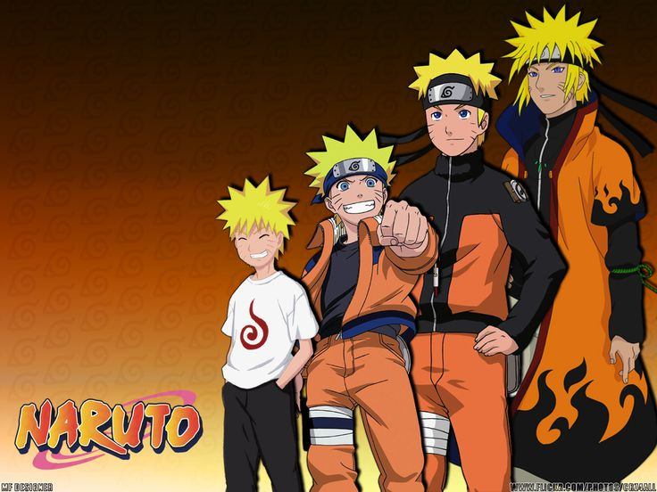 Title: Naruto Evolution Wallpaper - Click for more pics like this! Clique para + fotos como essa!