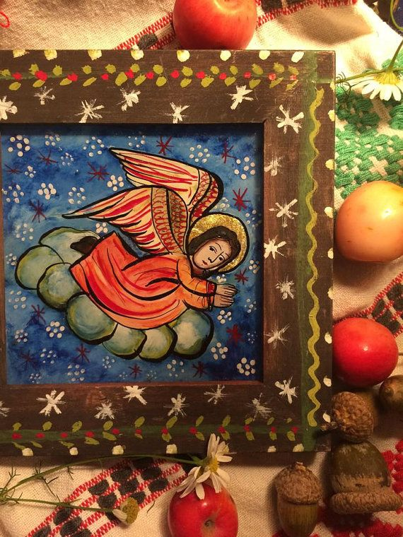 Angel by Cecileart on Etsy