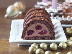 Adventné čokoládové potešenie s višňami