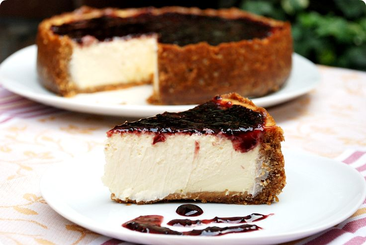 New York cheesecake (Thermomix)