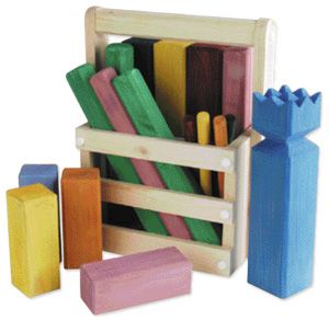 Kubb Movement ~ Game - Toy making projects