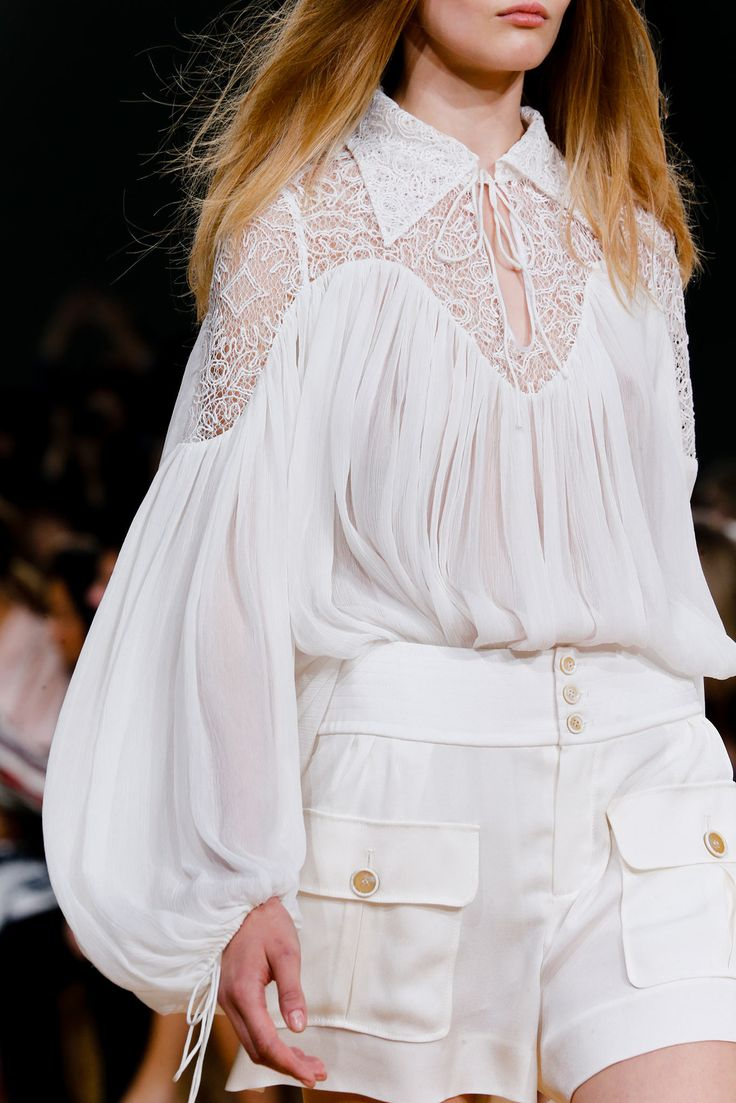 Chloé, Spring 2015 RTW (September, Paris)  - Details