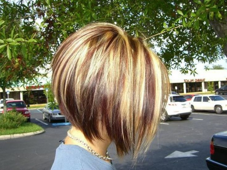 Short Hairstyles With Layers: 17+ Ideas About Layered Inverted Bob On Pinterest