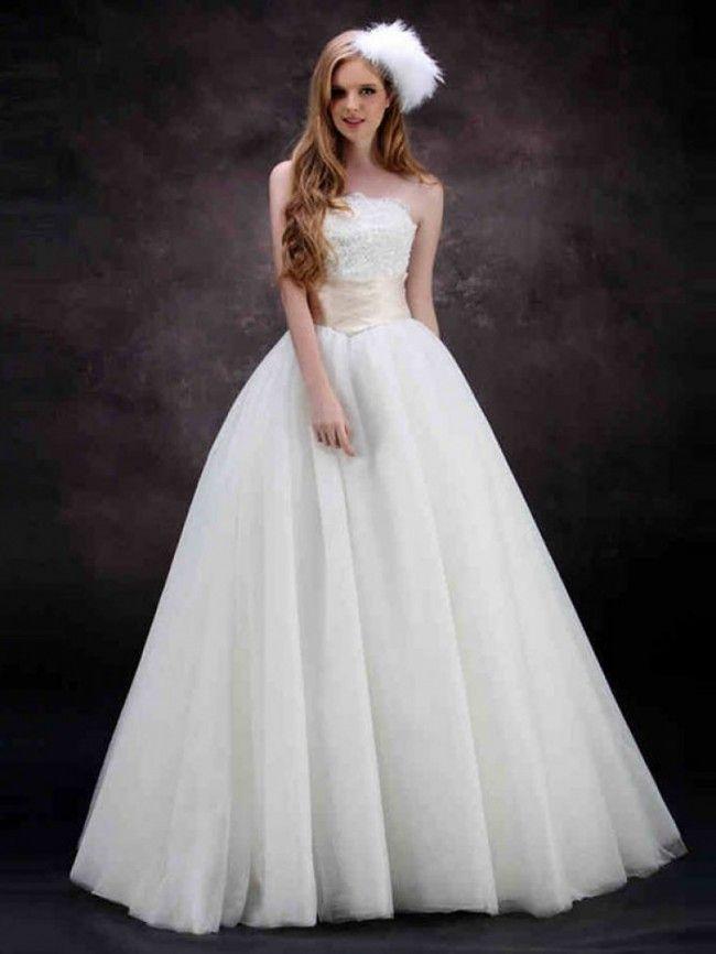 ウェディングドレス  結婚式 二次会ドレス 花嫁 Hlb0070