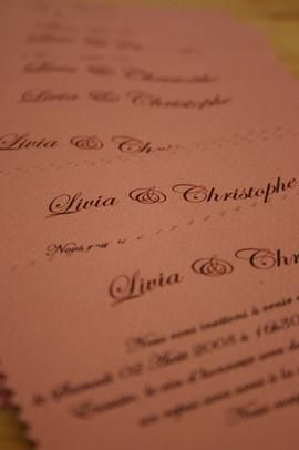 Start a business making wedding invitations by creating sample binders for customers to peruse.