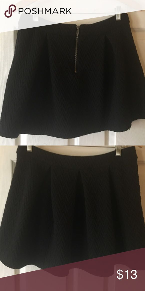 Black quilted Skirt by Divided  Black Quilted Skirt by Divided All Dresses and skirts marked with  Buy one get one 50% off . Bundle your likes and I will make an offer with the adjusted price. Divided Skirts Mini
